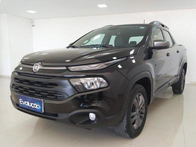 Fiat Toro BlackJack 2.4 2018