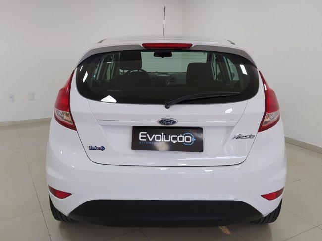 Ford New Fiesta Hatch 1.5 16V 2015