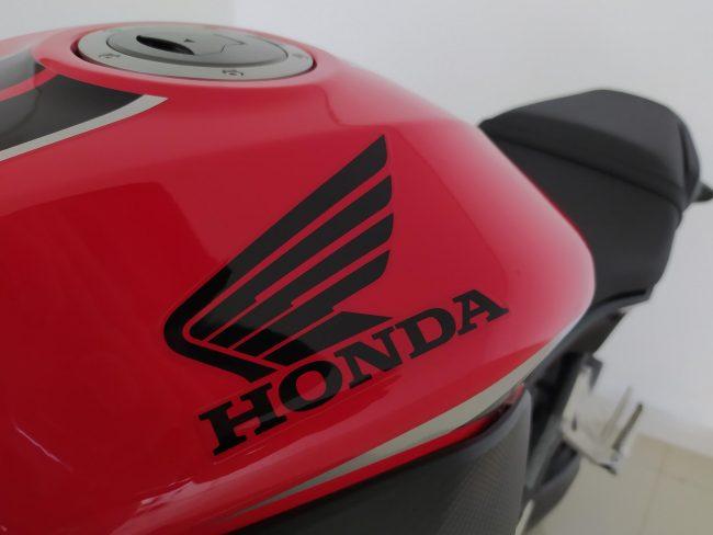 Honda CBR 650F 2019