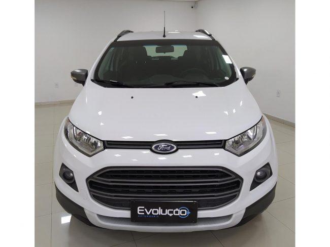 Ford EcoSport Freestyle 1.6 16V Flex 5p 2013