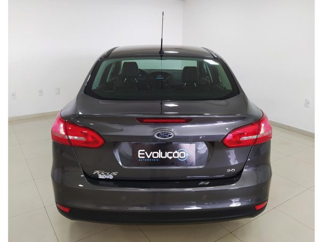 Ford Focus FastBack AT 2.0 2018