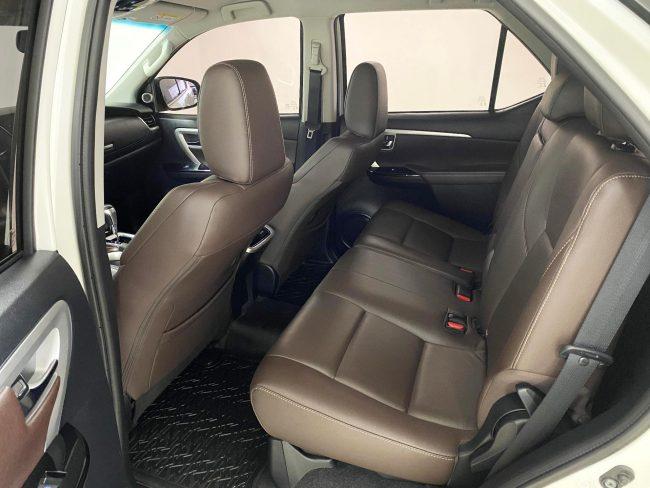 Toyota Hilux SW4 SRX 4X4 2019