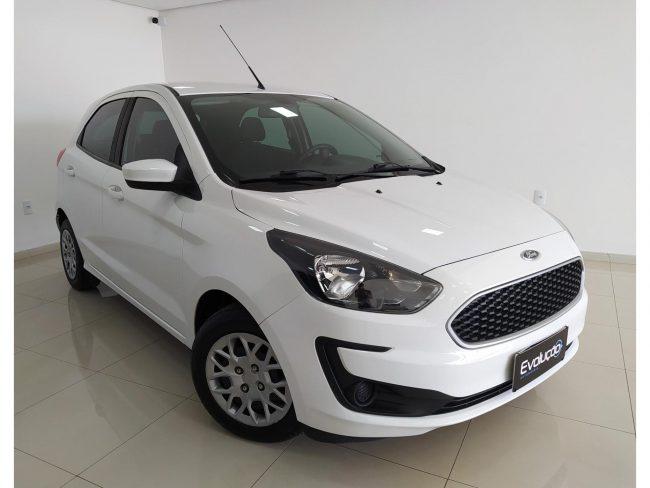 Ford KA SE 1.0 MT 2019